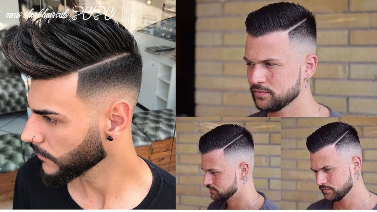 Men's Short Hairstyles 11 - Hairstyles For Men With Short Hair   Short  Haircuts For Guys 11