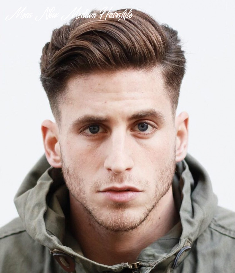 Mens Latest Medium Haircuts 11 Stylish Hairstyle For Men Women ...