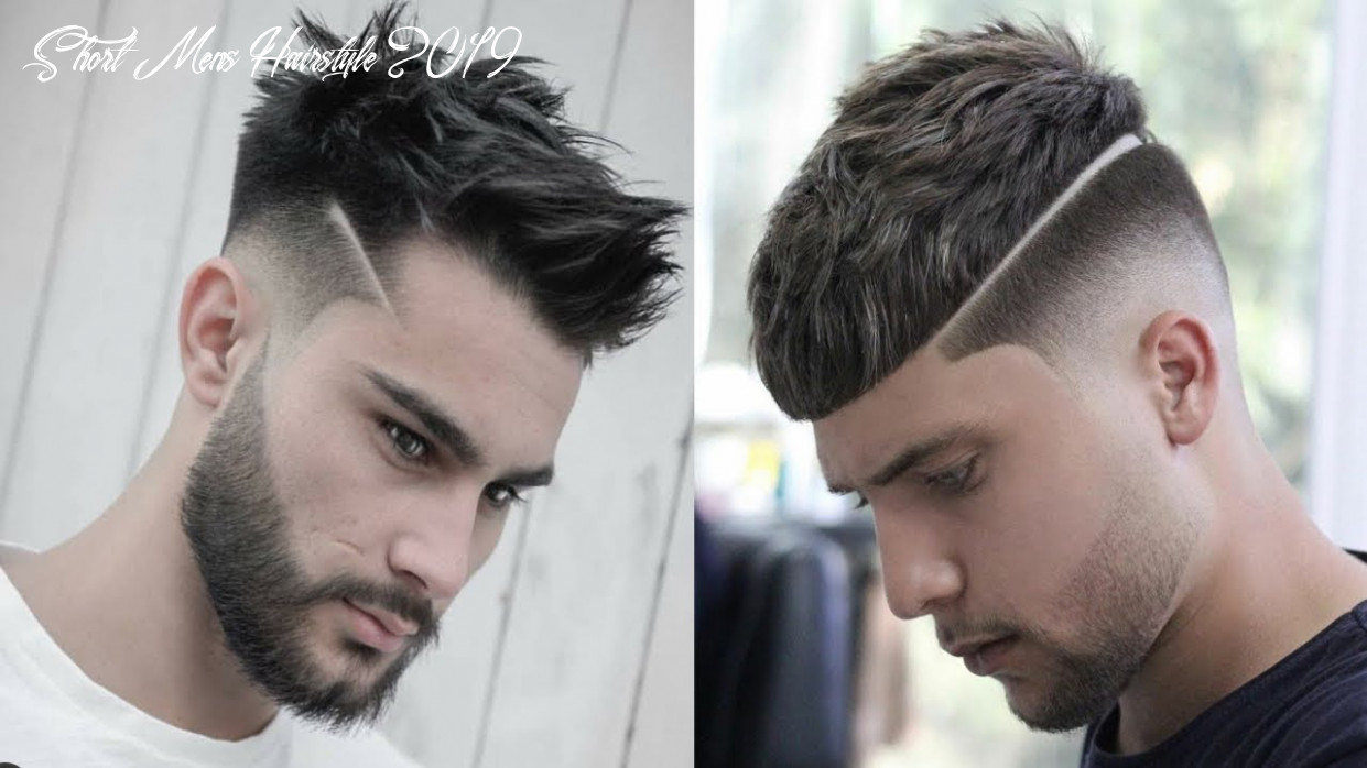 Mens Short Hair for Summer 10 | Beard with Hairstyle 10 | Mens ...