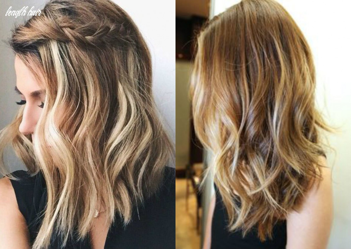 mid-length hair Archives - Greate hairstyles for woman