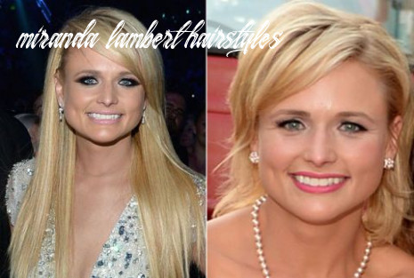 Miranda Lambert Debuts New Short Hair