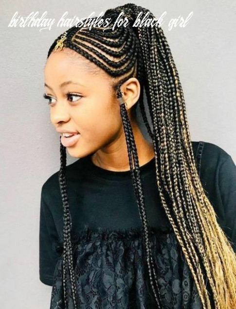 Modern hairstyles for african american birthday ladies | new