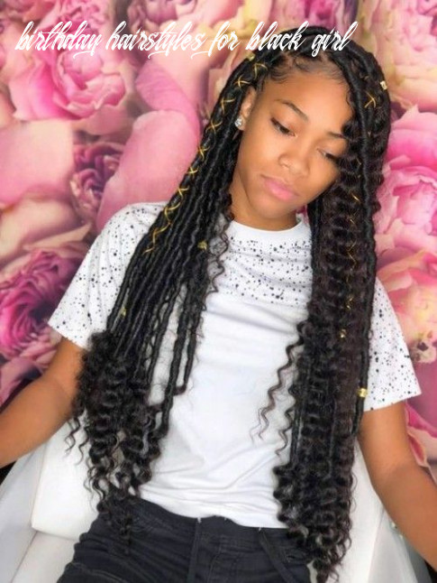 Modern hairstyles for african american birthday ladies (with