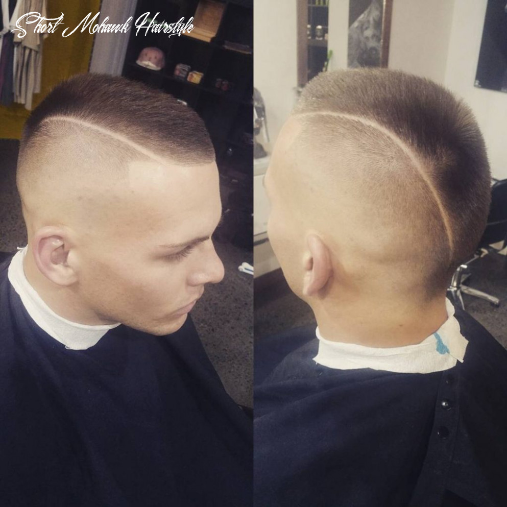 Mohawk hairstyles: 11 best haircuts for men 11 atoz hairstyles short mohawk hairstyle