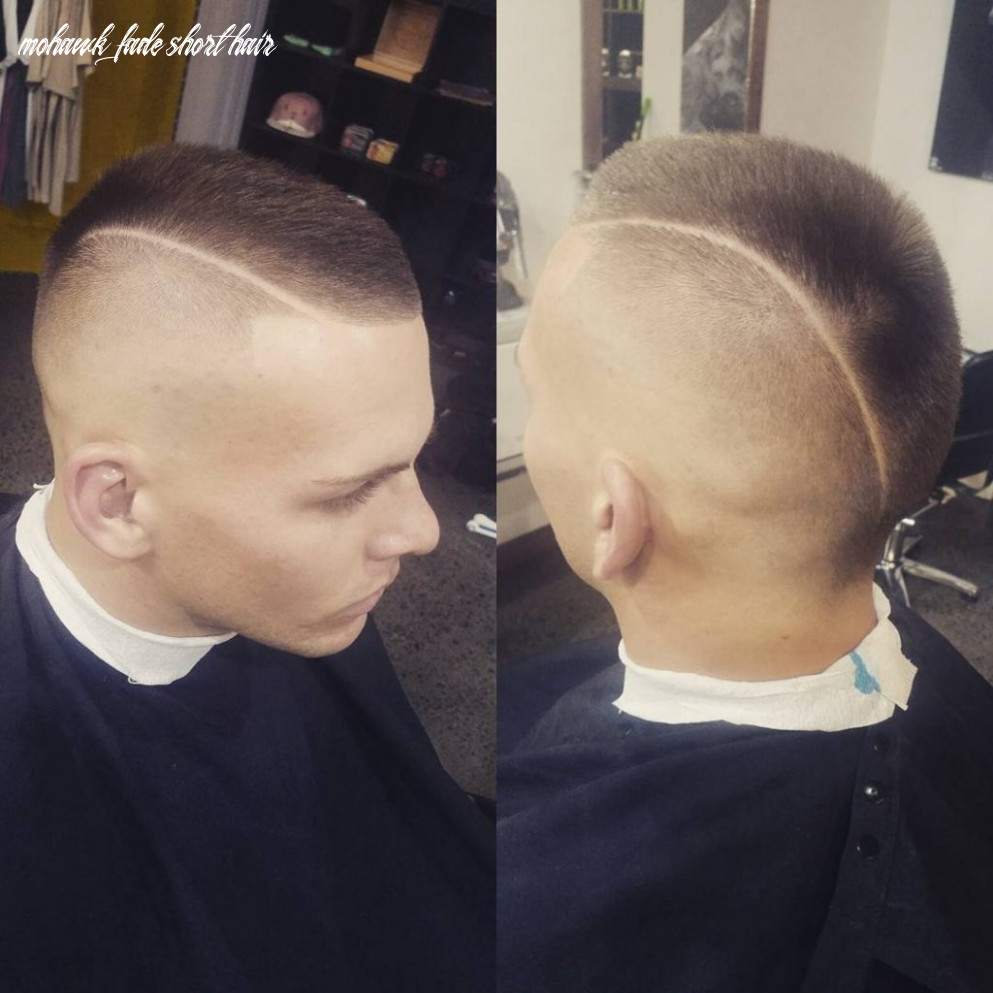 Mohawk hairstyles: 8 best haircuts for men 8 atoz hairstyles mohawk fade short hair