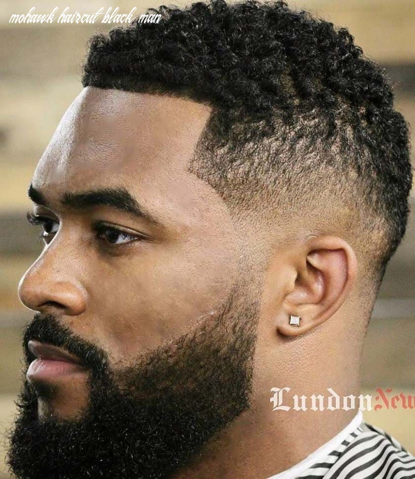 Mohawk hairstyles for black men | find your perfect hair style mohawk haircut black man