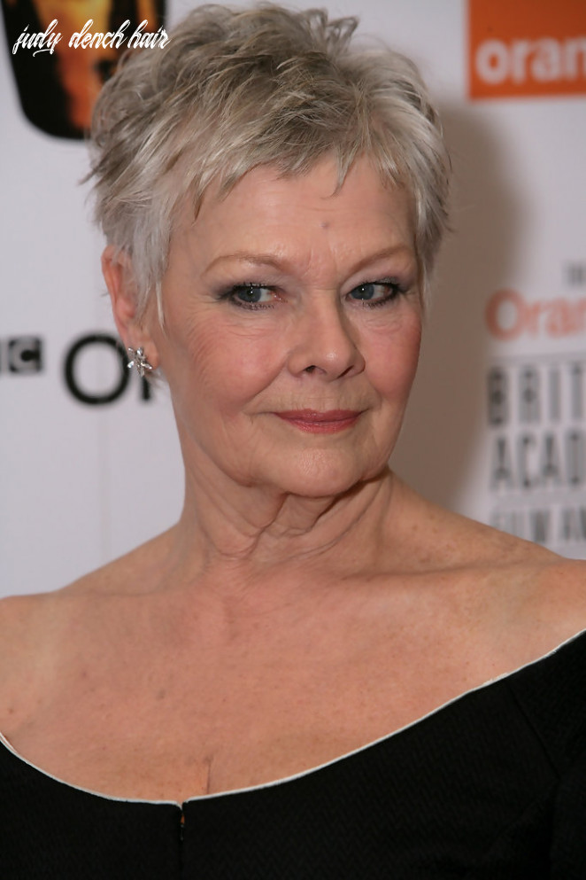 More pics of judi dench pixie (9 of 9) hair lookbook stylebistro judy dench hair