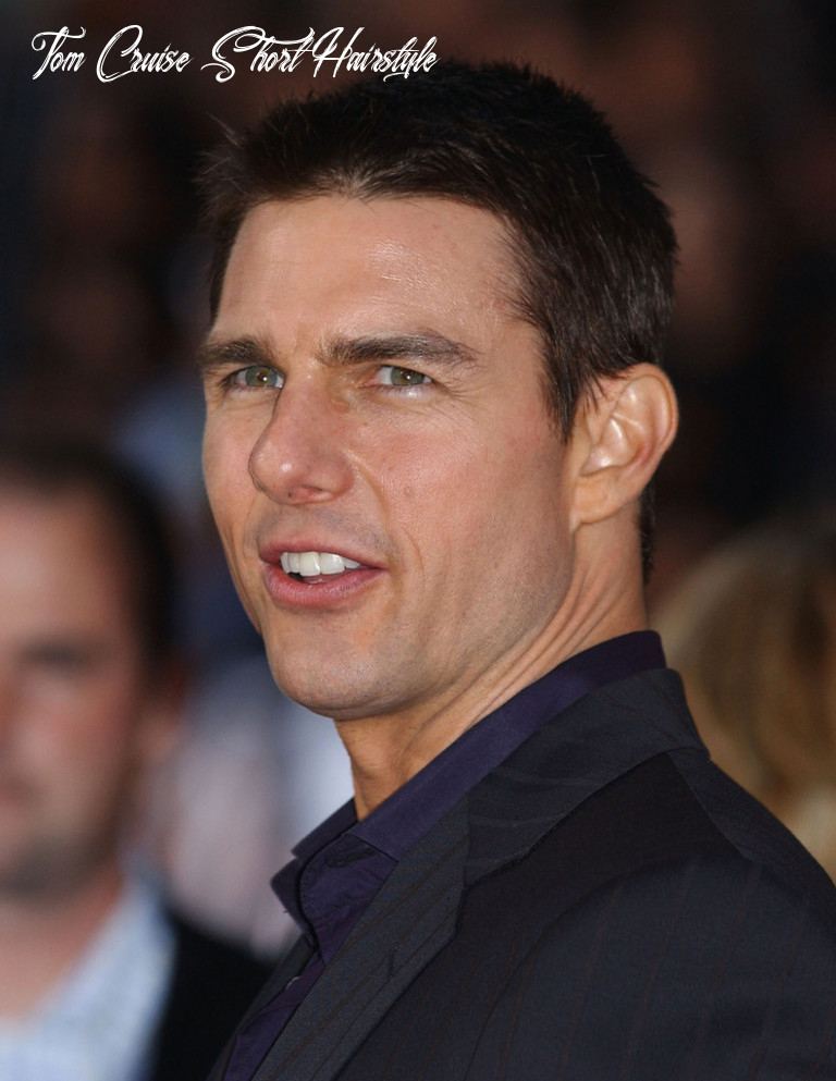More pics of tom cruise buzzcut (12 of 124) short hairstyles