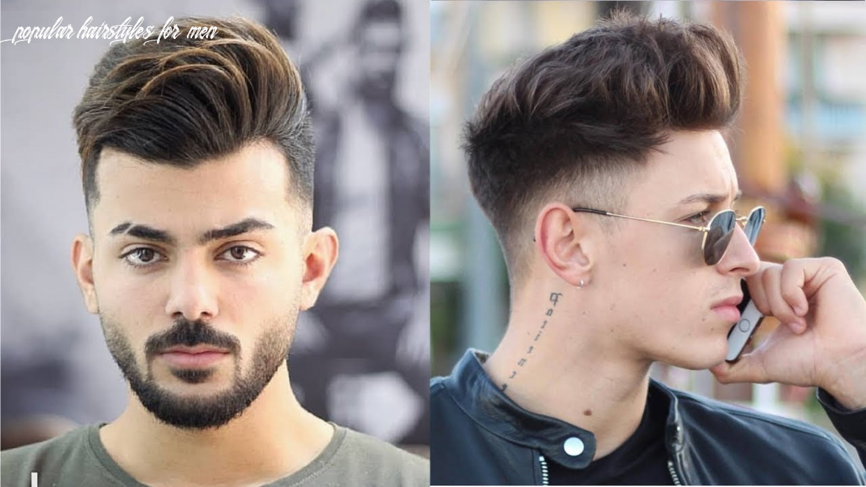Most Popular Hairstyles For Men 12 | Undercut Hairstyle Men 12 ...