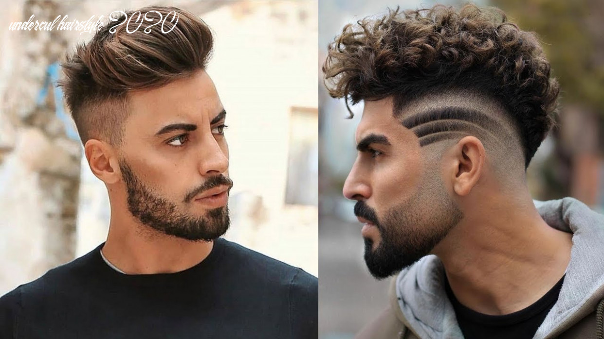 Most popular hairstyles for men 9 | undercut hairstyle men 9