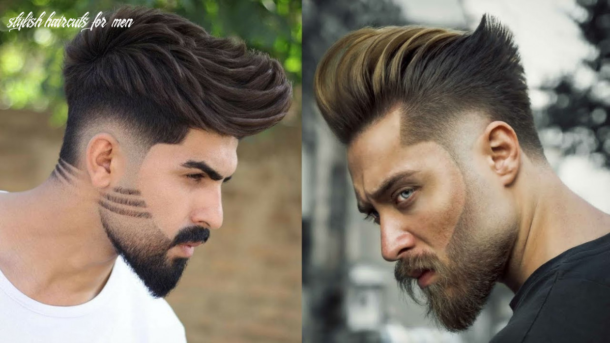 Most stylish hairstyles for men 9 | trendy haircuts for men