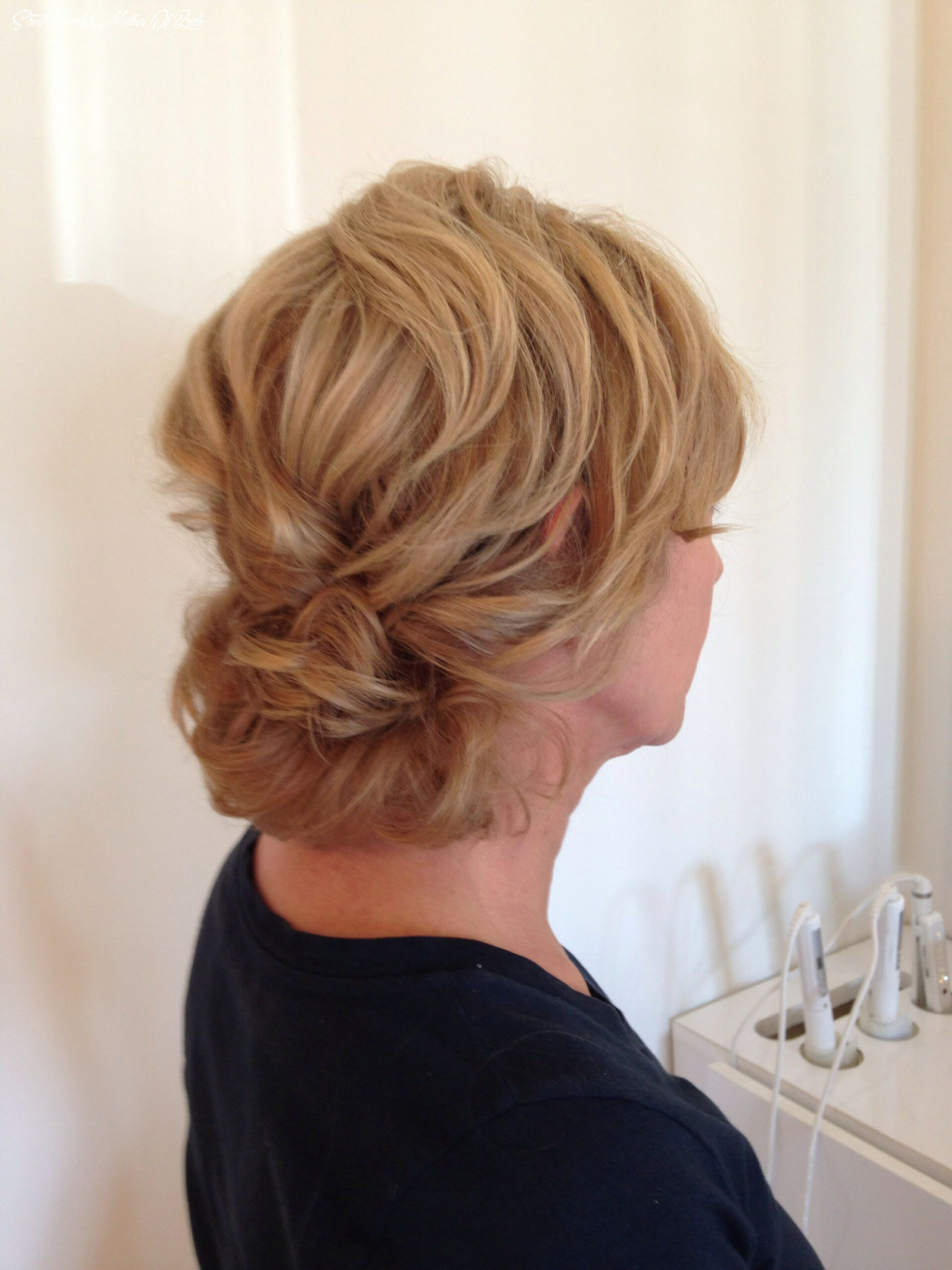 Mother of the bride short hairstyles for weddings   find your