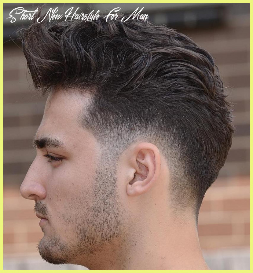 New hairstyle for man 10 10 cool short hairstyles and