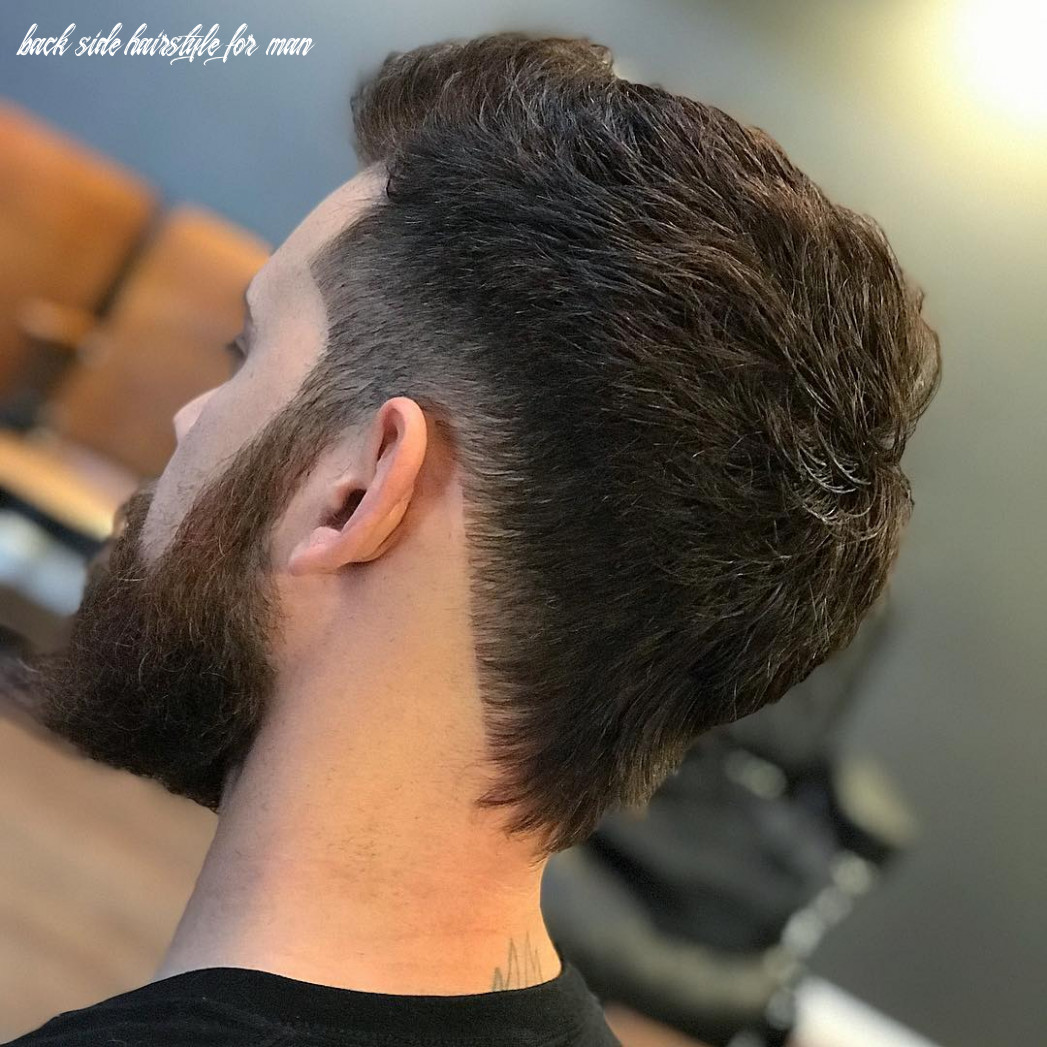 New hairstyles for men 9: The neck shape - Hairstyle Man