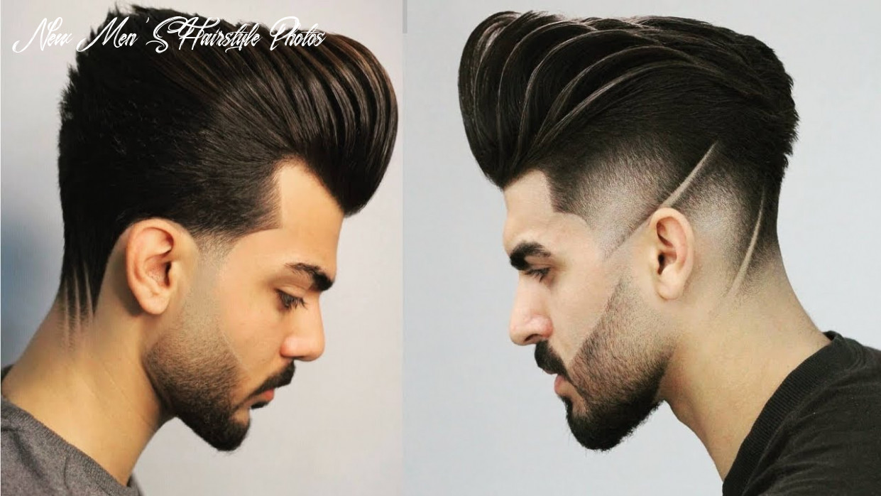 New Mens Hairstyle 9 | New Hair Style For Boys 9 | Men's Trendy  Hairstyles