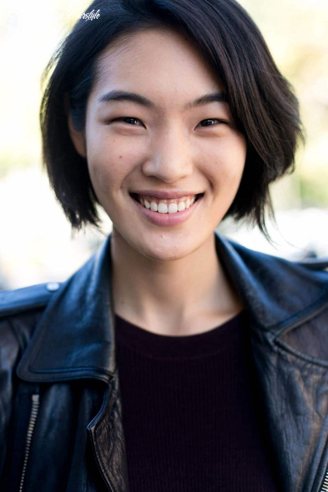 New short asian hairstyles:pixies,bobs and lobs   frisuren
