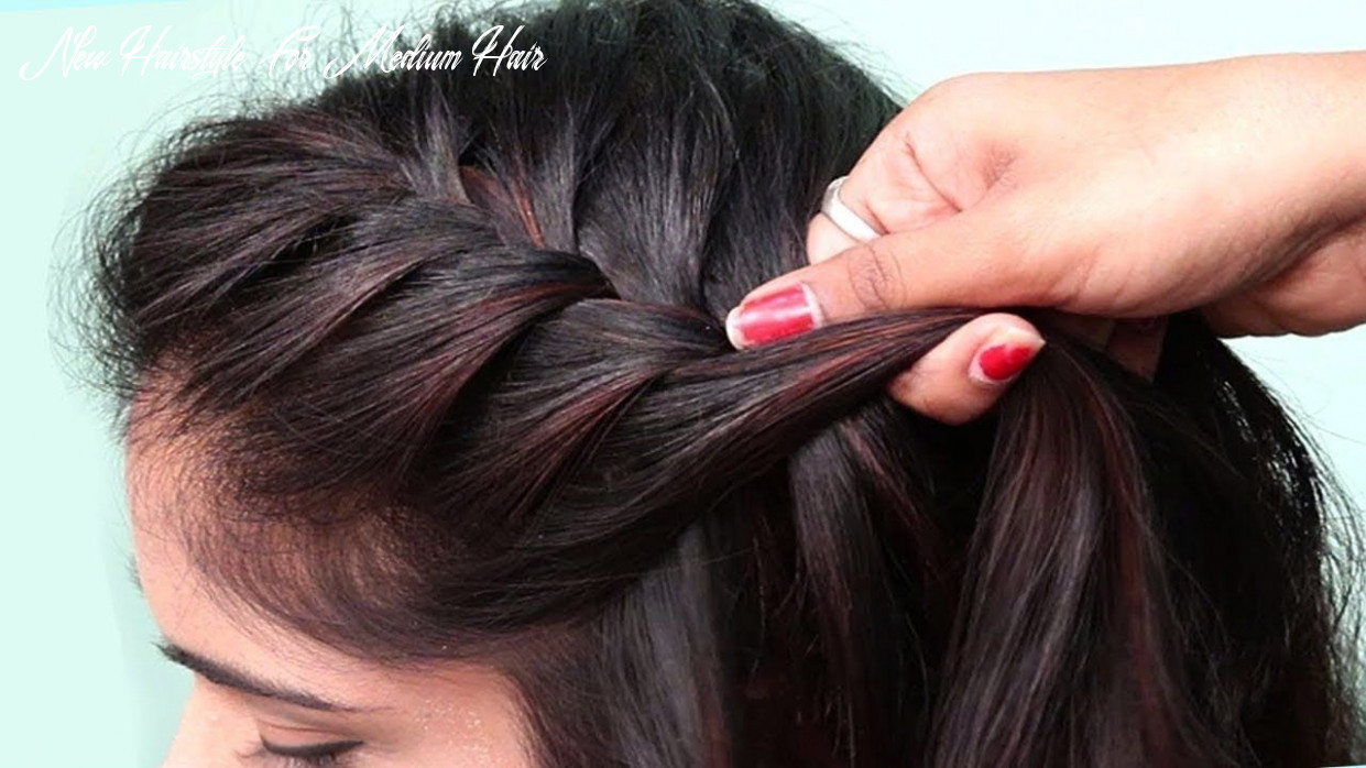 New side hairstyles for medium hair    new hairstyles 12 for