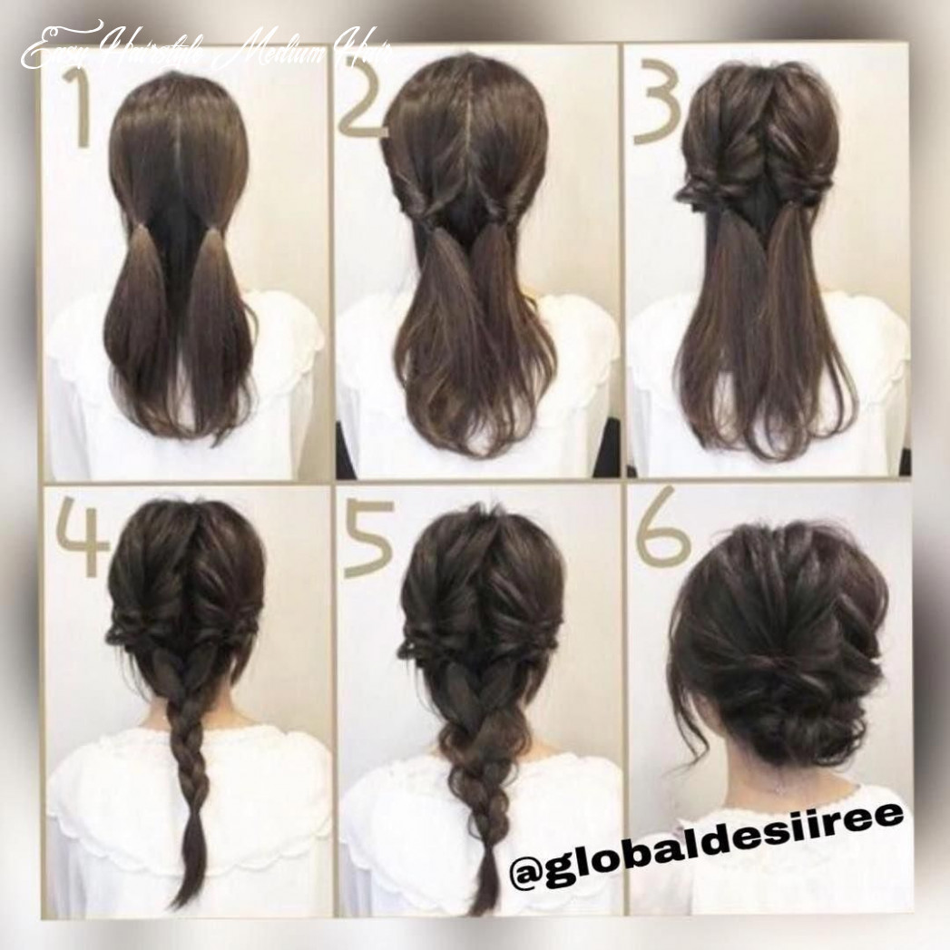 New] the 12 best easy hairstyles (in the world)   easy hairstyles