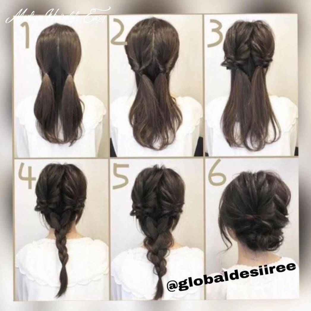 New] the 8 best easy hairstyles (in the world)   easy hairstyles