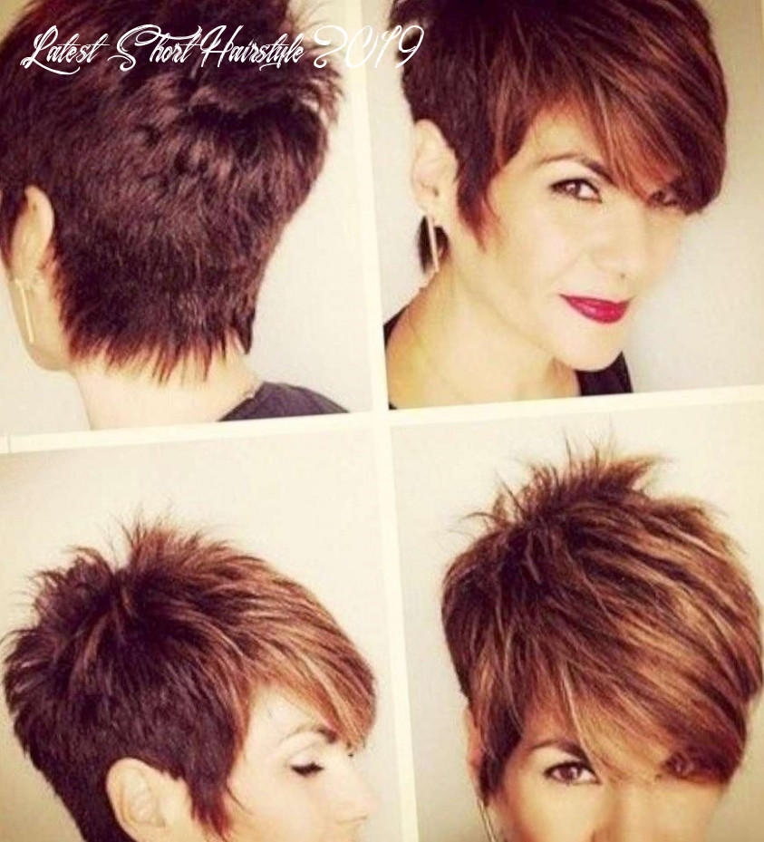 New womens short hairstyles for 12 latest short hairstyle 2019