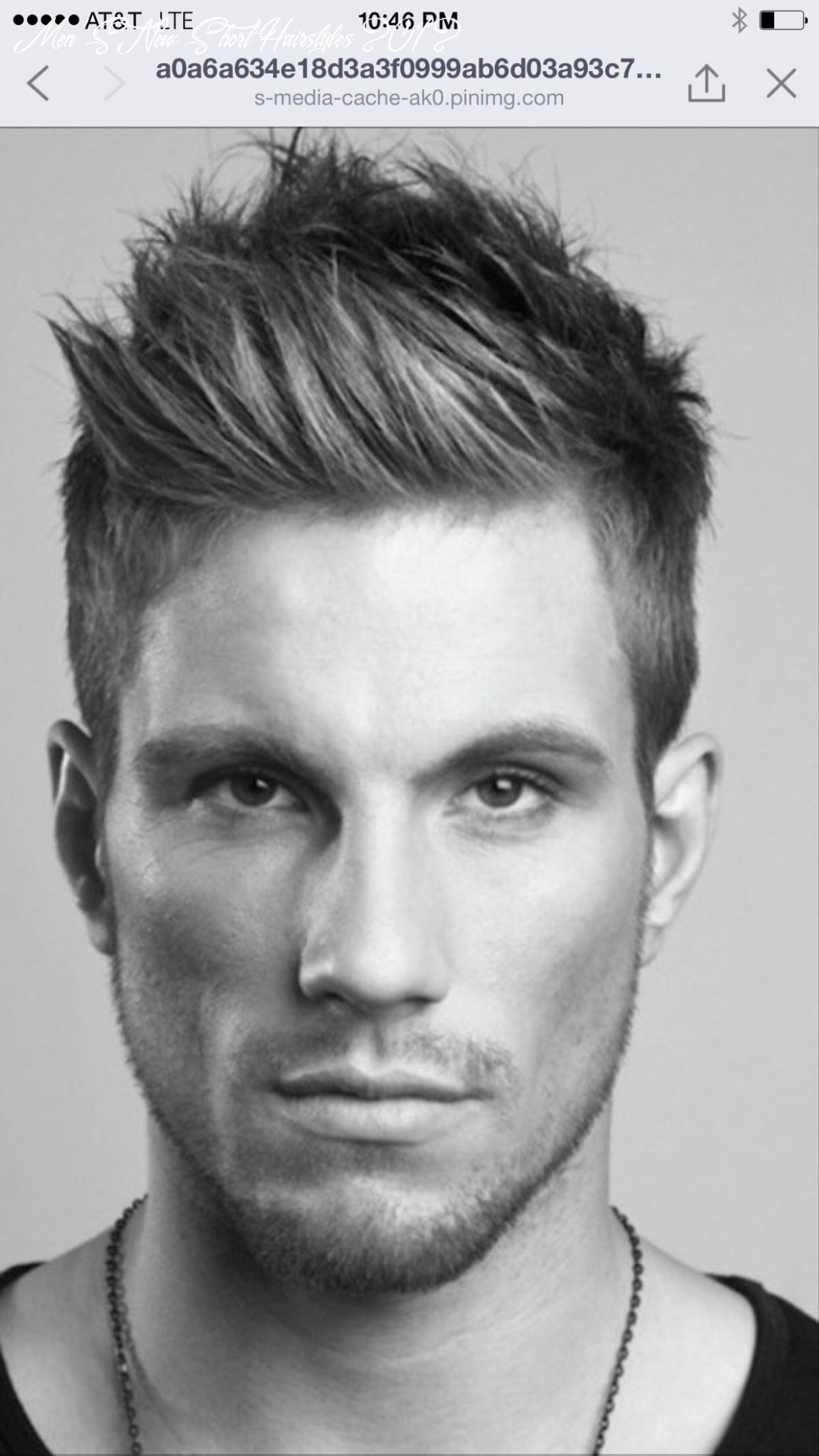 Nice and short (with images)   thick hair styles, mens hairstyles