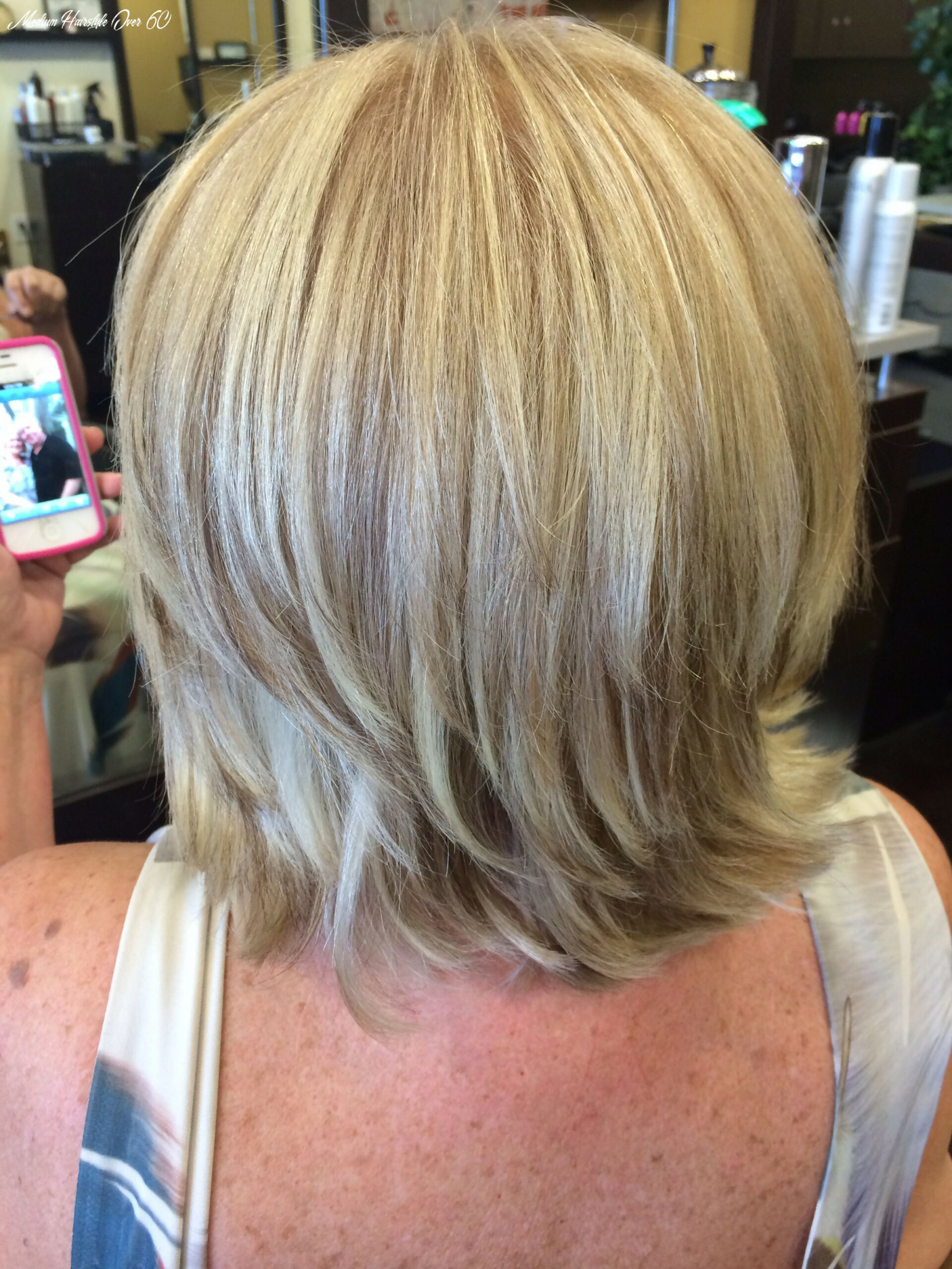 Not quite enough contrast in the highlights | over 10 hairstyles