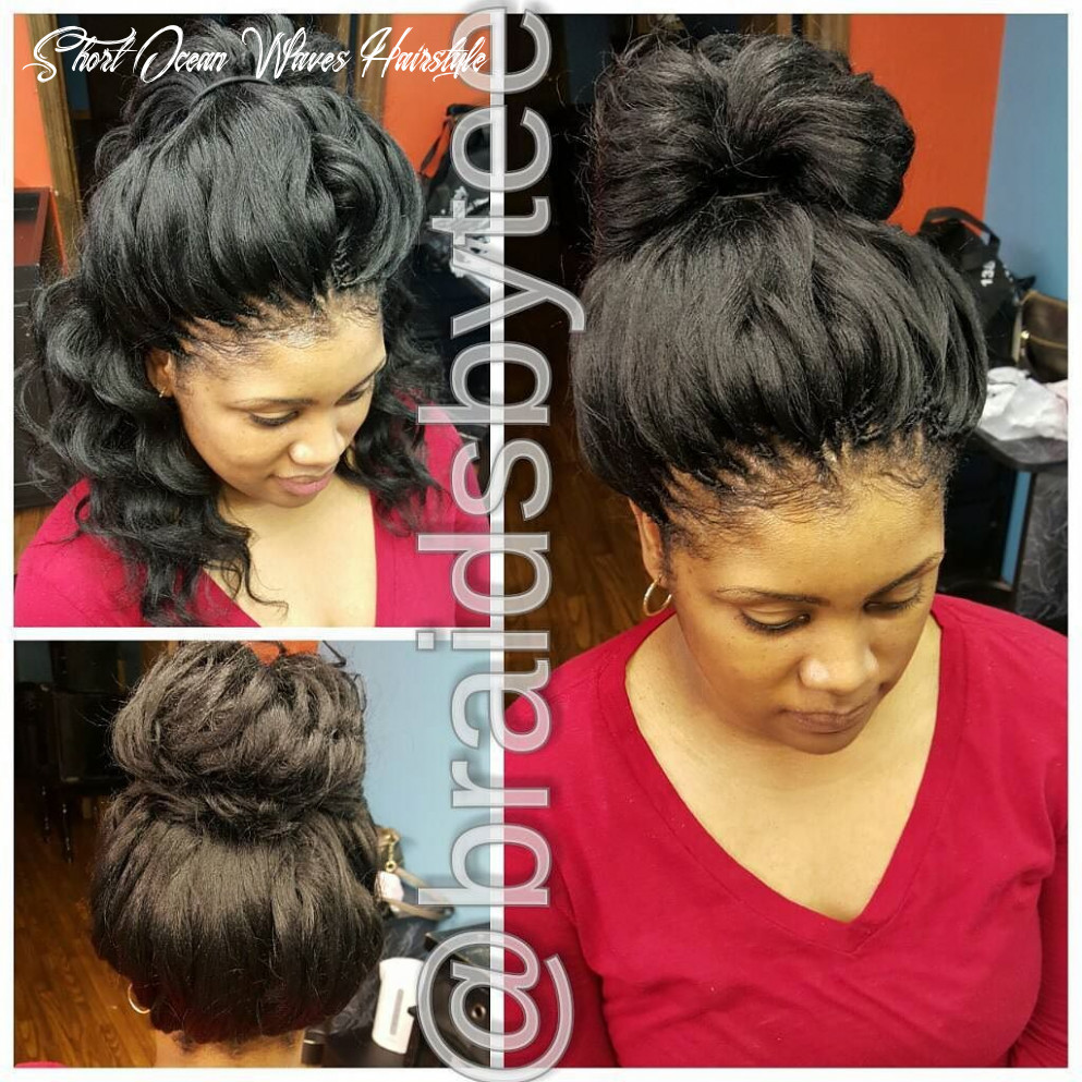 Ocean Wave Updo Hairstyles | Find your Perfect Hair Style