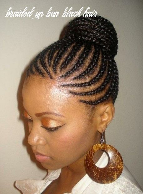 Oh how we adore the plaits french braids for black women