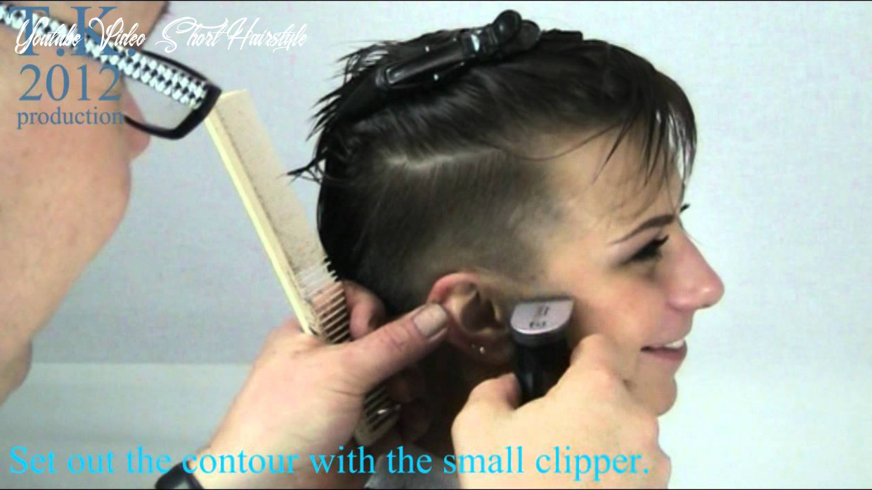 Ok, i have short hair, but make it a hairstyle by theo knoop