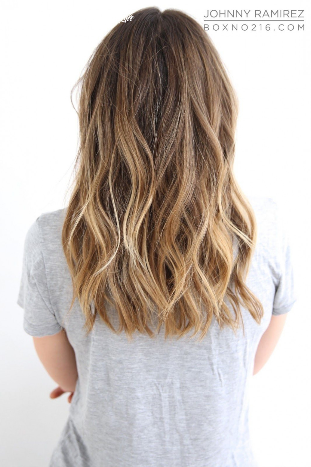 One length below the shoulders | One length hair, Hair lengths ...
