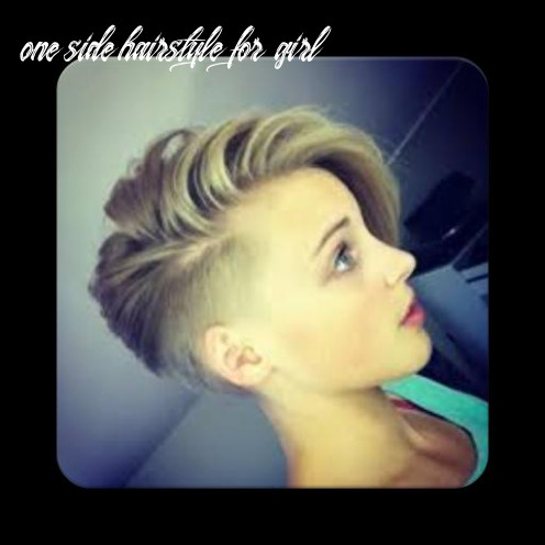 One side hair style (hairstyles for girls) for android apk download one side hairstyle for girl