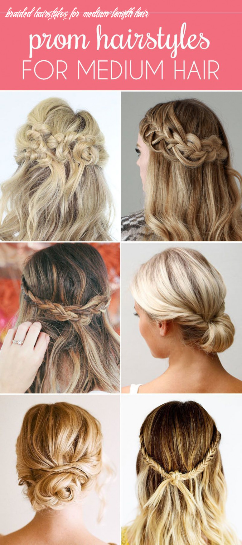 Our favorite prom hairstyles for medium length hair | prom hair