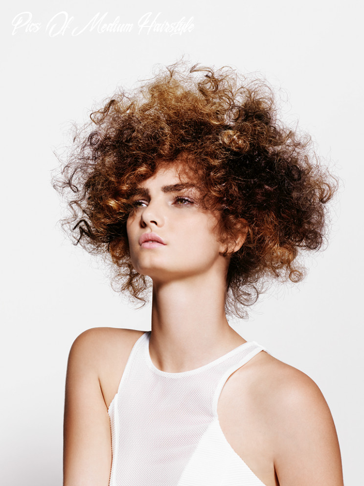 Our Top 11 Brown Medium Hairstyles – Place 11   Friseur.com