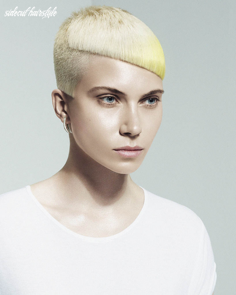 Our Top 8 Sidecut Hairstyles – Place 8 | Friseur.com