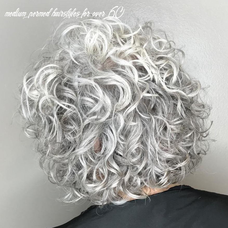 Perm : latest hairstyles trends medium permed hairstyles for over 60
