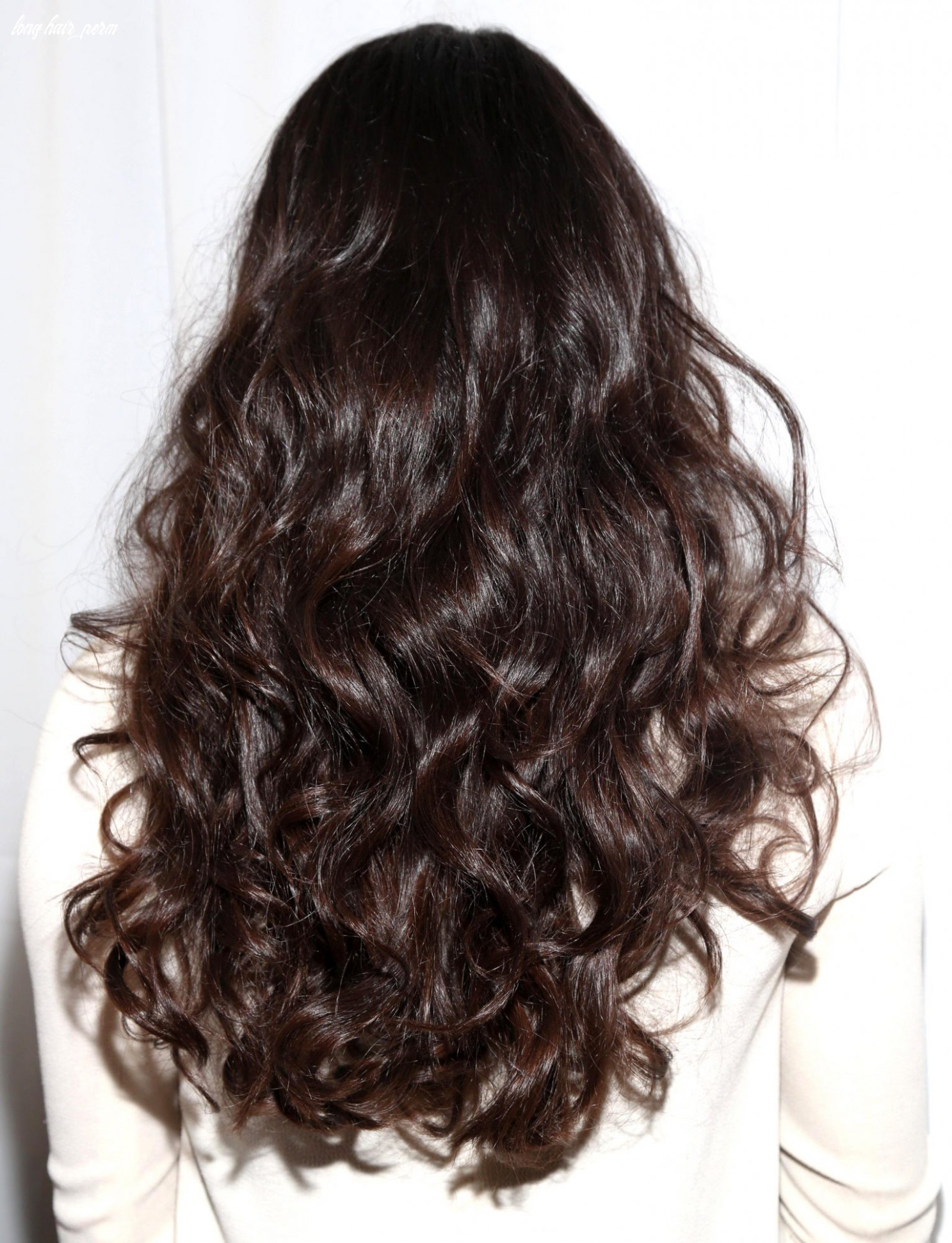 Permed hair and how you should care for it | instyle long hair perm