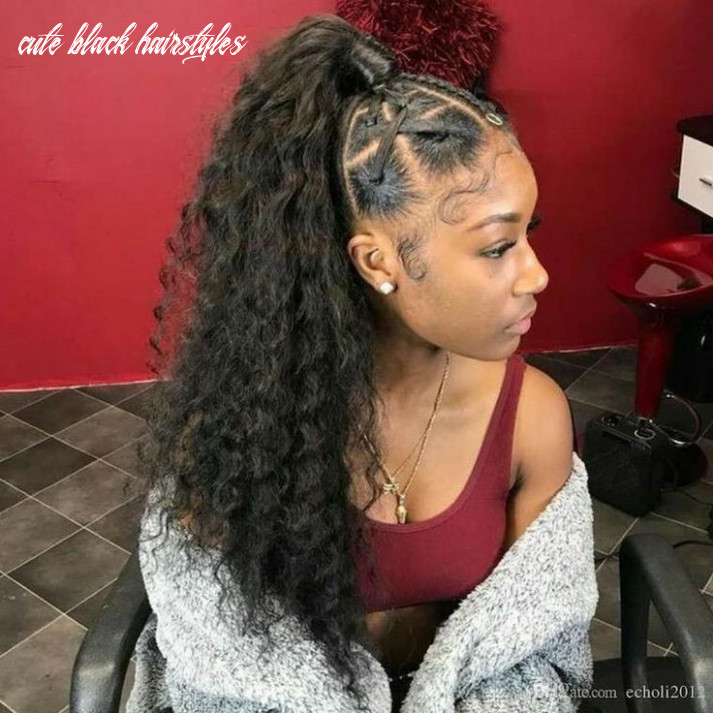 Pictures of black ponytail hairstyles | find your perfect hair style cute black hairstyles