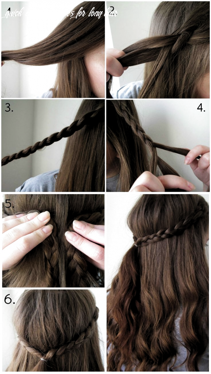 Pin auf hairstyles quick easy hairstyles for long hair