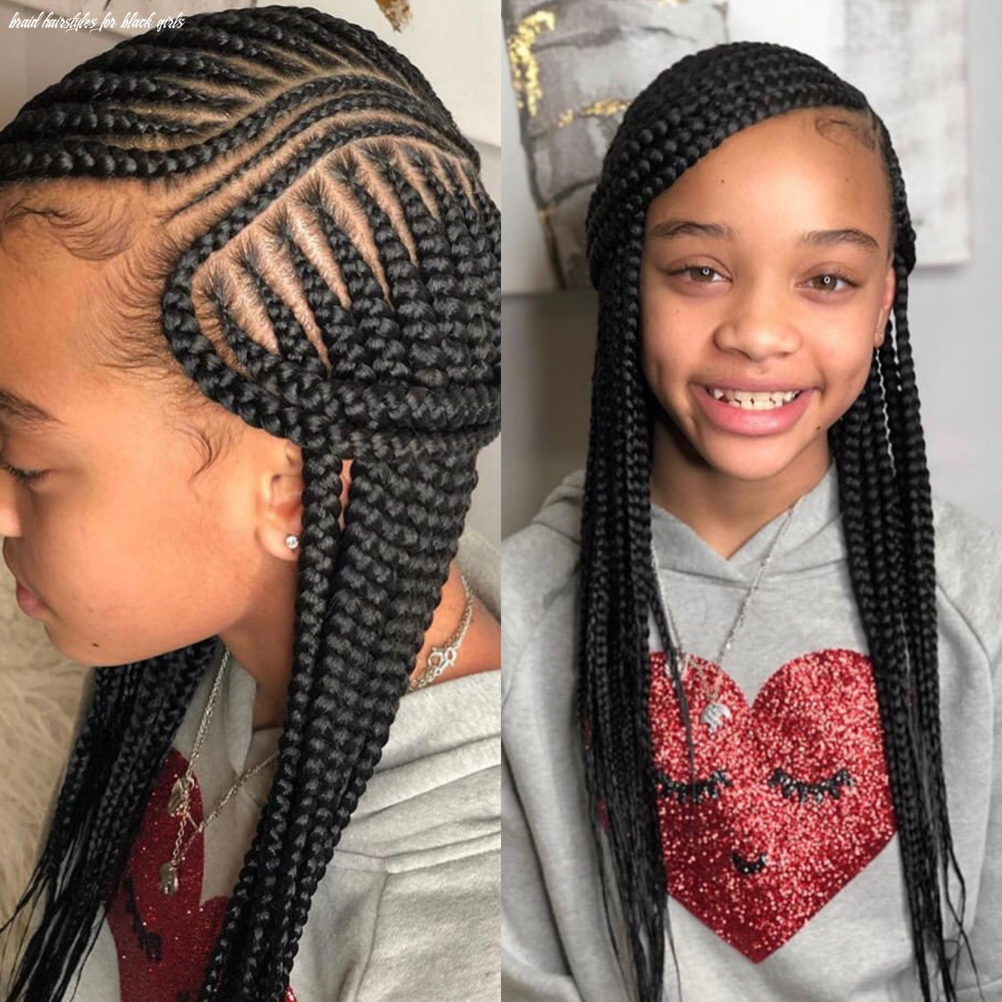 Pin by ariel robinson on braids!! (with images)   girls hairstyles
