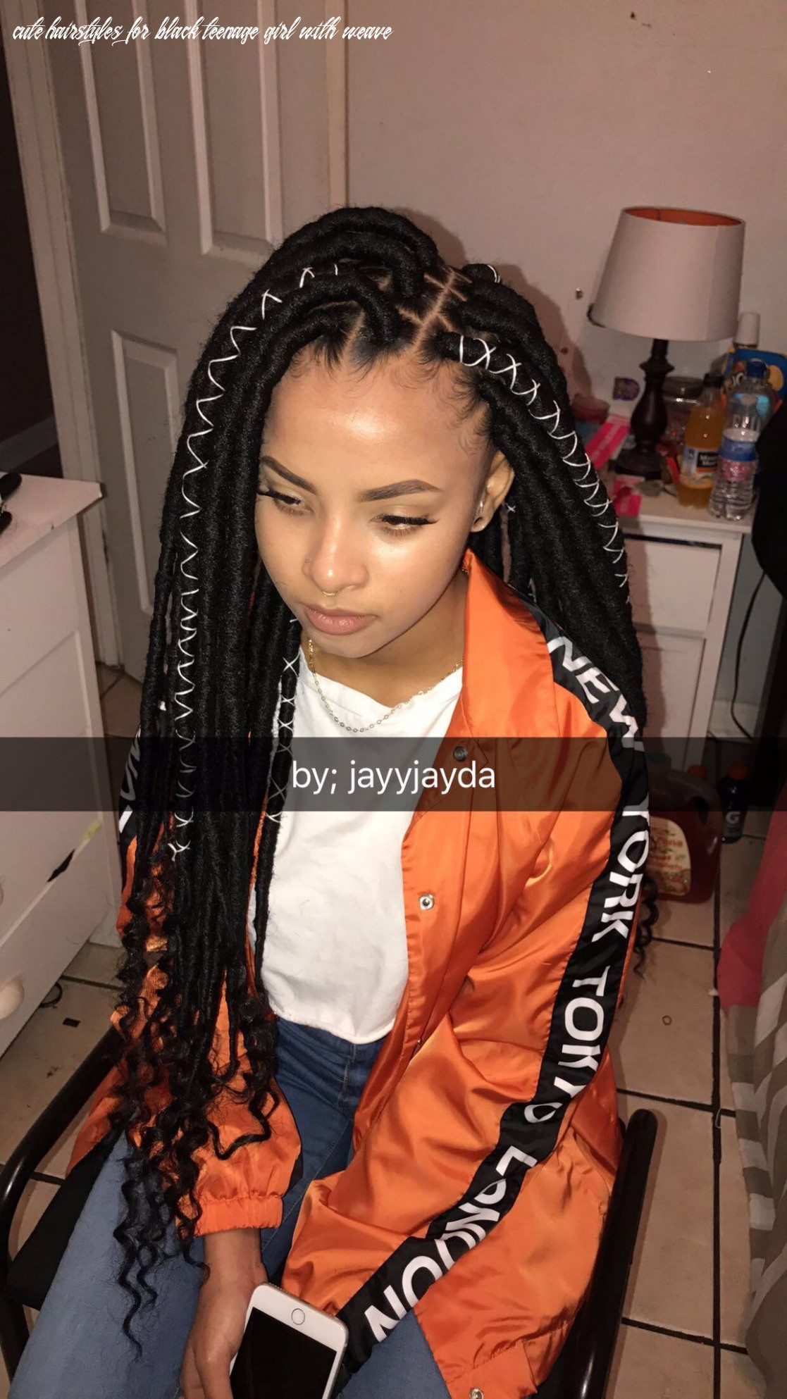 Pin by btyx k on protective styles | cool braid hairstyles