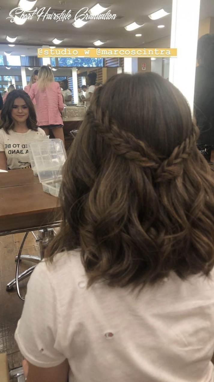 Pin by caroline daigle on hair | prom hairstyles for short hair