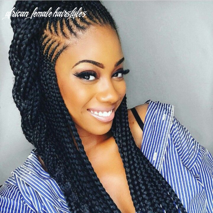 Pin by elisabeth blairs on african hairstyle | cool braid