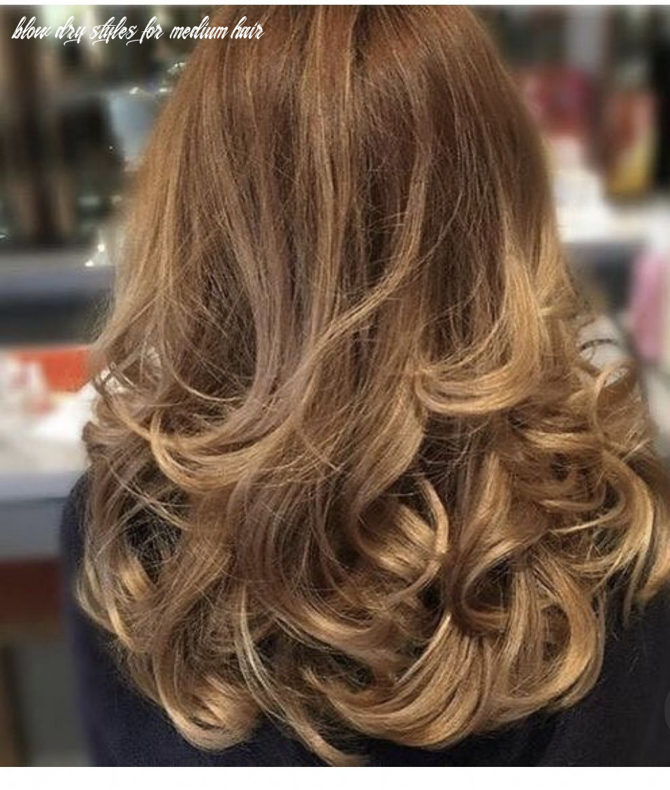Pin by esma belfalah on hair in 12 | blowout hair, blowout hair