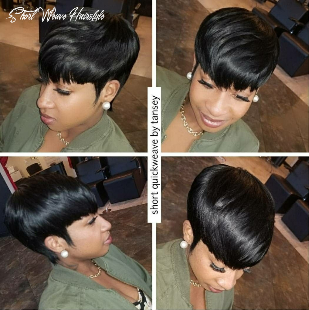 Pin by jenette steward on hair styles | quick weave hairstyles