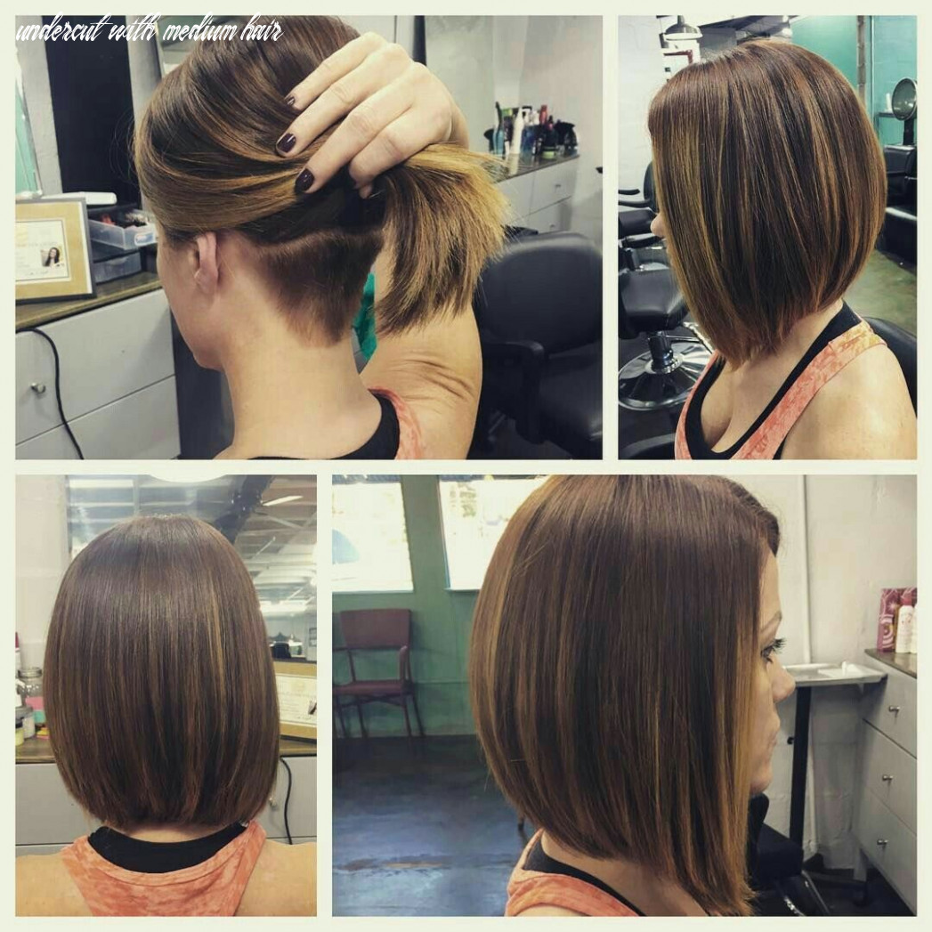 Pin by leslea greenwood on hair (with images) | undercut long hair