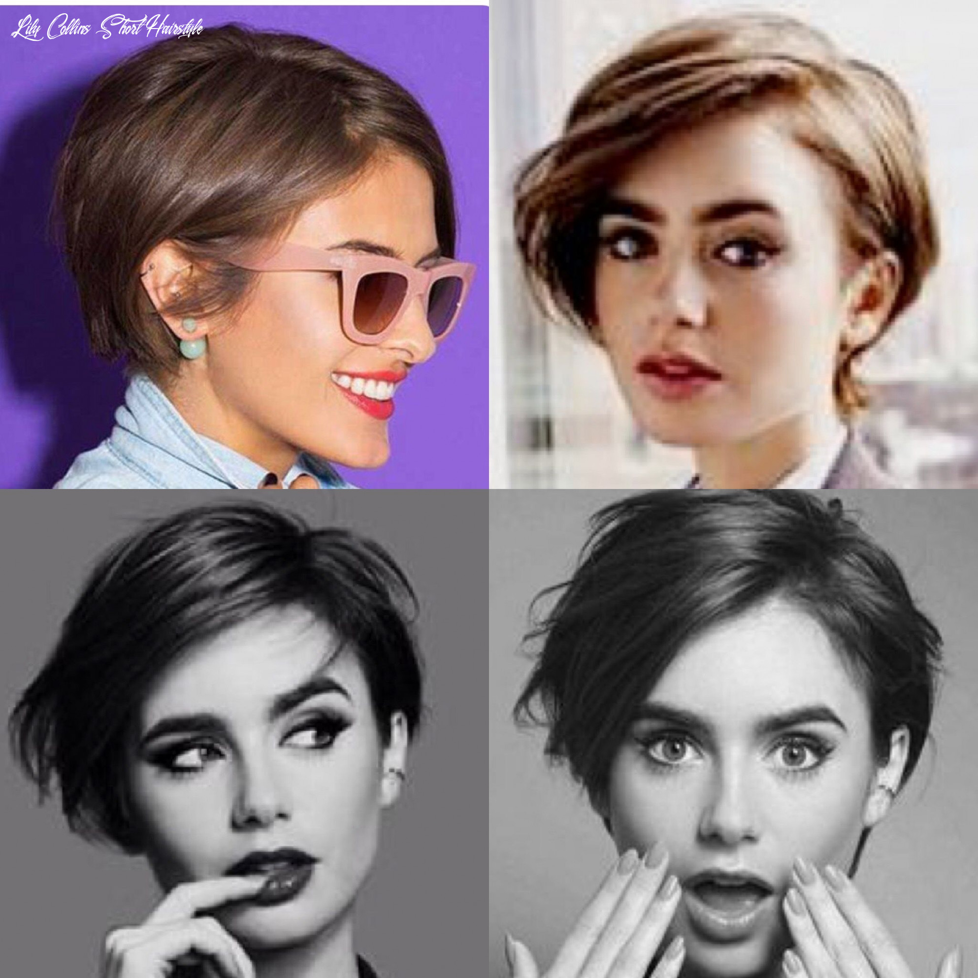 Pin by sophia jinata on coiffures | short hair styles, thick hair