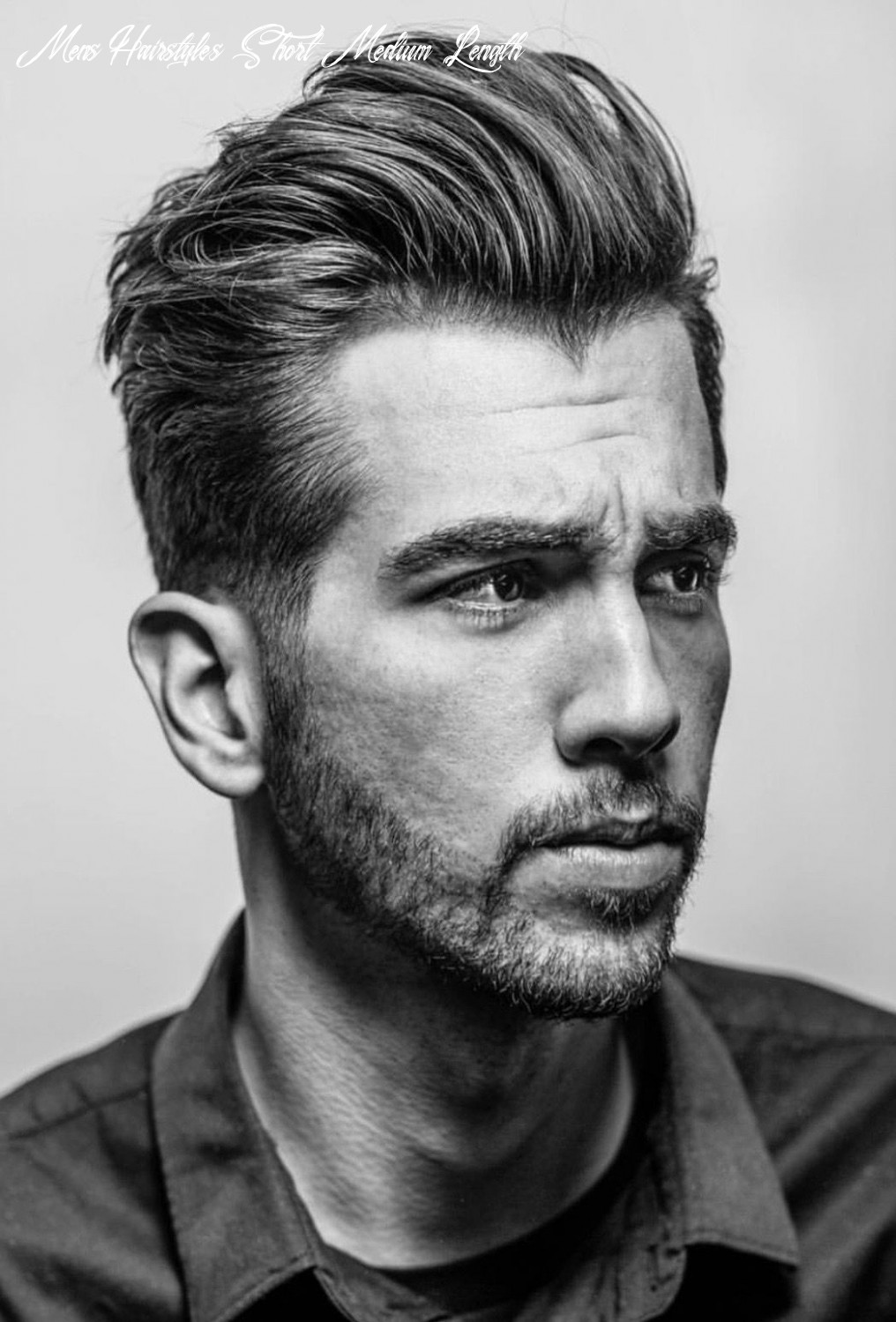 Pin by Sterling Smith on Hair | Mens hairstyles medium, Mens ...