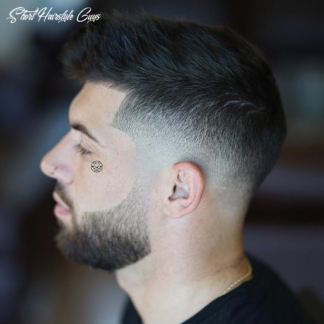 Pin em 10 cool short hairstyles and haircuts for men 10 short hairstyle guys