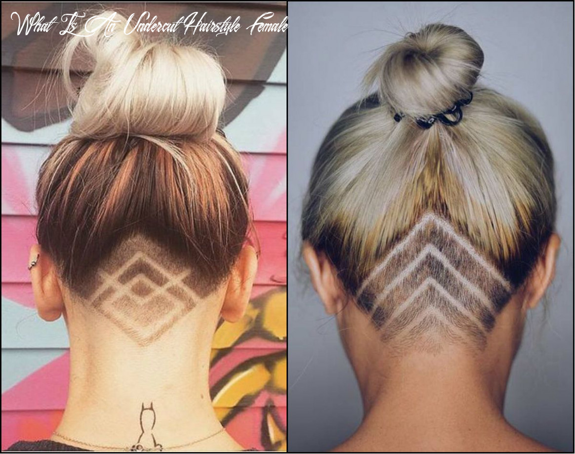 Pin em fun hair styles/cuts to try what is an undercut hairstyle female