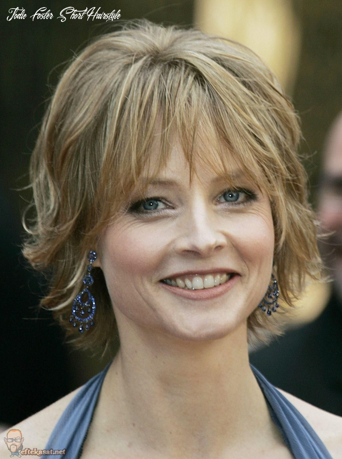 Pin em hairstyles jodie foster short hairstyle